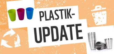 EDELSTAHL STATT PLASTIK - WIR STELLEN UM