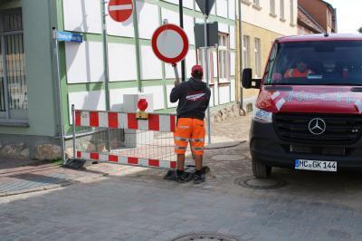 Petersilien- und Steintor-Mauer-Straße wieder offen