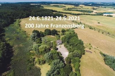 Foto zur Meldung: 200 Jahre Franzensberg