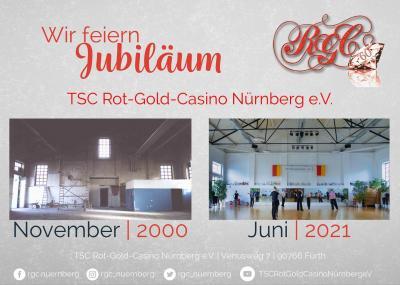 60 Jahre RGC: Eröffnung des Clubheims vor 20 Jahren