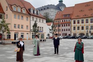Die Weißenfelser Gästeführer starten ab Juli mit öffentlichen Samstagsführungen