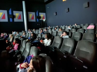 Ausflug ins Kino