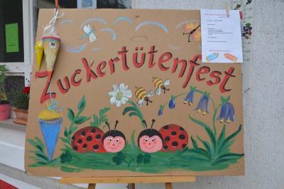 Foto zur Meldung: Zuckertütenfest im Zwergenland