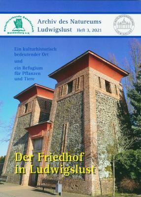 Titelbild des Buches über den Friedhof Ludwigslust
