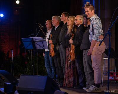 Foto zur Meldung: 2. Sommerkonzert in der Barockkirche Reinharz