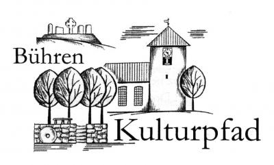 Logo Kulturpfad Bühren