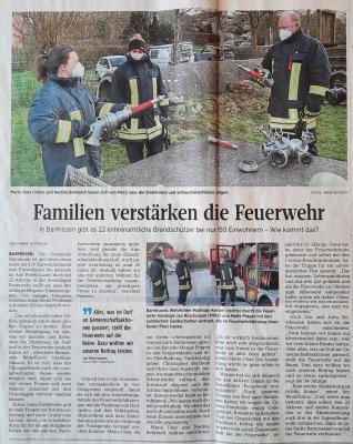 Foto zur Meldung: Nachwuchs für unsere Feuerwehr