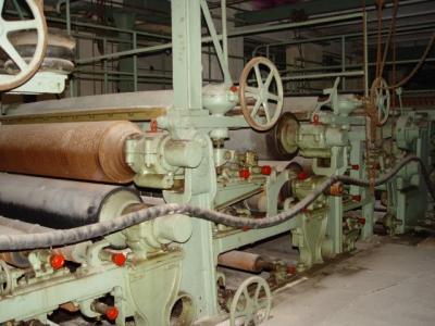 Geld vom Bund für die Papierfabrik Hohenofen