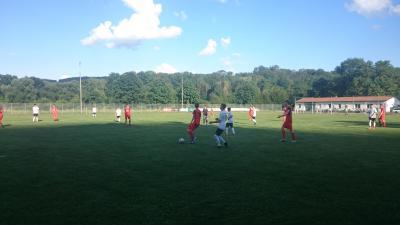 Fußball_B-Junioren: SG FSV Creuzburg - FSV Eintracht Eisenach