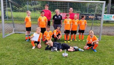 Fußball_E-Junioren: Turnier in Creuzburg