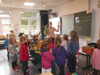 Foto vom Album: Schulbesuch der Vorschulkinder