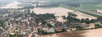 Spendenaufruf - Hochwasser