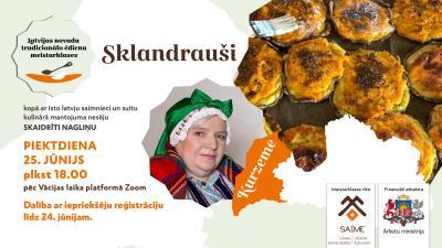 Vorschaubild der Meldung: Latviešu tradicionālo ēdienu meistarklase