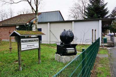 Museumsbunker Trappenkamp, Schulstraße