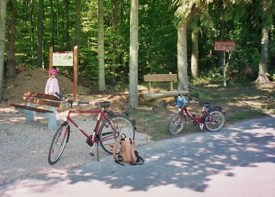 Foto zu Meldung: 3-KR Fahrradtouren im August 2021
