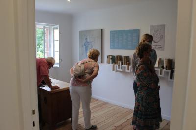 Foto zur Meldung: Hans-Fallada-Haus in Neuenhagen eröffnet