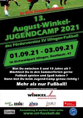Bild der Meldung: SVI | 13. August-Winkel-Jugendcamp