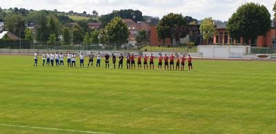 SG SV 1875 Einheit Worbis – SV Glückauf Bleicherode 4:4 (2:0)