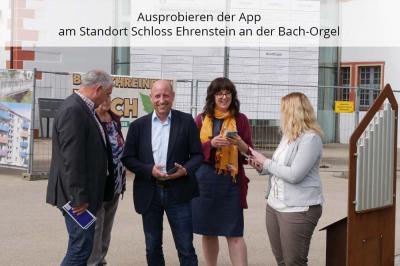 PRESSEMITTEILUNG - Bach in Ohrdruf und Wechmar jetzt digital erlebbar