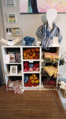 Schafe, Wolle, altes Handwerk: Die neue Wollkollektion von Kathrin Amft ist da