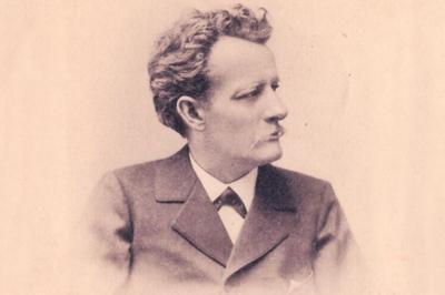 Gedenkfeier zum 170. Geburtstag des Thüringer Wandersmanns August Trinius