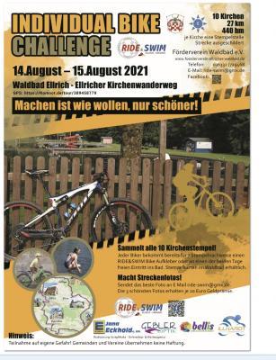 Foto zur Meldung: RIDE & SWIM am 14. und 15. August in Ellrich