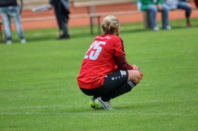 Aufstieg der Fußballdamen in die Bezirksoberliga !!