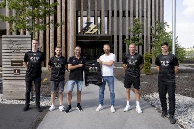 Ziegler Group wird Hauptsponsor - Ein starker Partner für die Zukunft