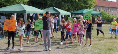 """Lebendige Kommune für eine Woche: """"Stadtliche"""" Tage in Völpkerado"""