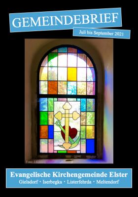 Gemeindebrief Juli-September 2021