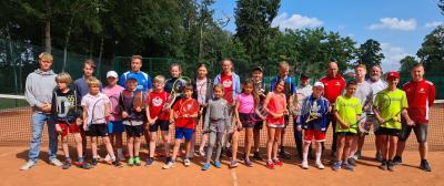 """Tenniscamp im Jubiläumsjahr - ,,Es wird Jahr für Jahr schöner"""""""