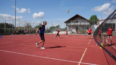 Foto zur Meldung: Ringtennis 2021 - Die German Open Einzel
