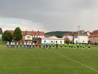 SV Glückauf Bleicherode – SG VfB 1922 Bischofferode 1:3 (0:1)