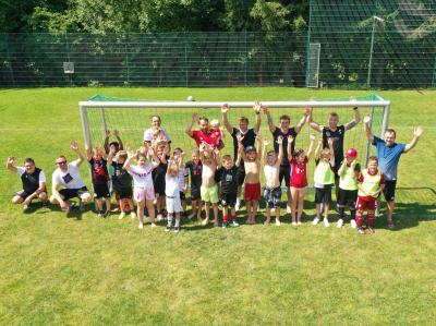 Foto vom Album: Fußball-Party SV Oberpolling