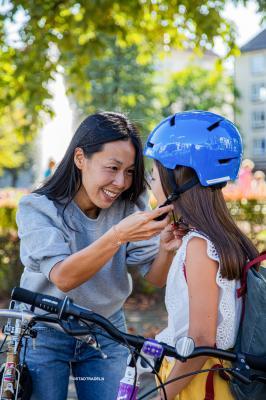 Foto zur Meldung: Radeln für ein gutes Klima - Einladung zum Stadtradeln 2021