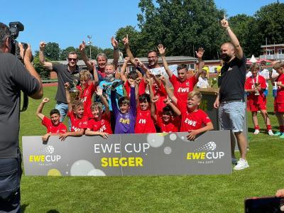 Siegerfoto EWE Cup 2021