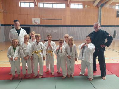 Foto zur Meldung: Kein Ju-Jutsu Kindertraining bis auf weiteres