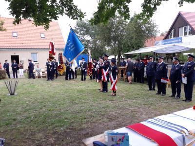 Verspätete Geburtstagsfeier in Gottsdorf (NUT)