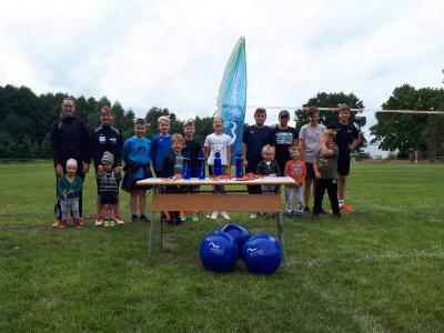 Kreiskinder- und Jugendsportspiele powered by Nordwasser in vollem Gange
