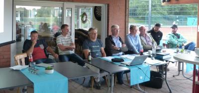 Mitgliederversammlung OTC