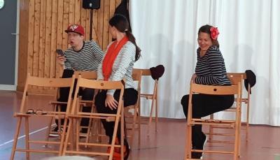 Theater Eukitea zu Gast