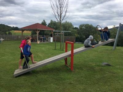 Foto zur Meldung: Ferienprogramm: Spielplatz und die magische Eisbox