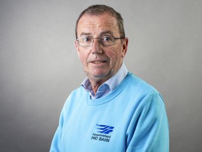 Gerd Aschoff bleibt Vorsitzender von PRO BAHN Südniedersachsen.