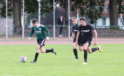 B-Jugend verbucht den ersten Landesligasieg