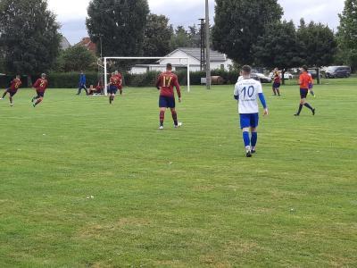 WSV 77 Windehausen – SV Glückauf Bleicherode 0:3 (0:0)
