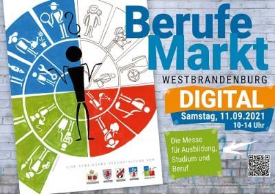 Berufemarkt Westbrandenburg Digital