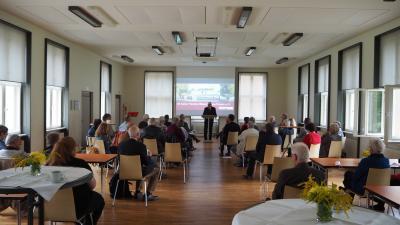 Foto zur Meldung: Festakt - Vereinsausflug und Fest zum 30-jährigen Bestehen des VHP