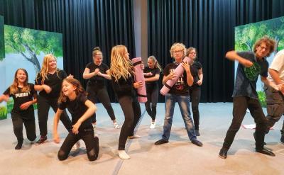 Schauspielkurse für Kinder ab 6 Jahren