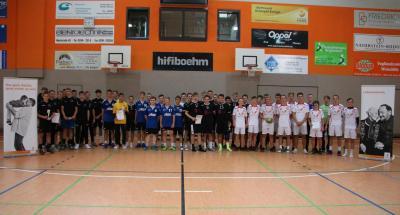 Nachwuchshandballer freuen sich auf Junior Cup