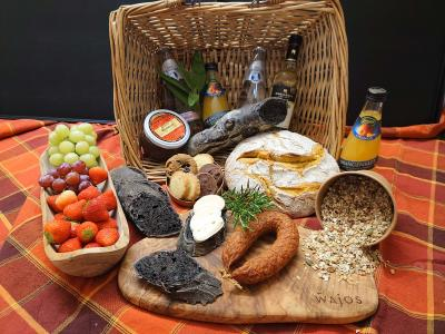 Foto zu Meldung: Picknickmomente im Spätsommer genießen